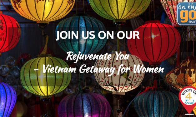 Rejuvenate You – Vietnam Getaway for Women
